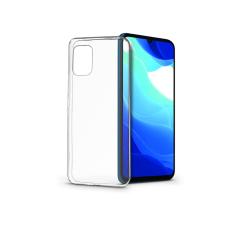 Xiaomi Mi 10 Lite szilikon hátlap - Soft Clear - transparent tok és táska