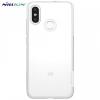 Xiaomi Mi 8, TPU szilikon tok, Nillkin Nature, ultravékony, átlátszó
