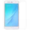 Xiaomi Mi A1, Kijelzővédő fólia, ütésálló fólia (az íves részre NEM hajlik rá!), Nillkin, Tempered Glass (edzett üveg), Clear