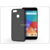 Xiaomi Mi A1 szilikon hátlap - Carbon - fekete