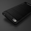 Xiaomi Redmi 4A Ipaky Slim TPU szilikon tok fekete