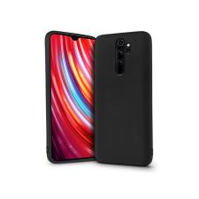 Xiaomi Redmi Note 8 Pro szilikon hátlap - Soft Premium - fekete tok és táska