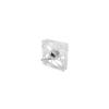 XIGMATEK CLF-FR1254 Crystal 120mm LED Fehér (EN6794)