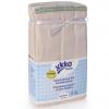 Xkko Többrétegű pelenka Organic Natural, Premium (6darab)