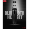 XO B15 Bluetooth headset, Fekete