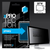 "xPRO Privacy kijelzővédő fólia Monitor 20"" W (442x249mm)"