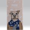 xPRO Puzoo powerbank 6000mah artdog brown aboo