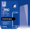 xPRO védőüveg, kijelzővédő üveg, üvegfólia, edzett üveglap – 0.33mm Diamond HTC One M8 készülékhez