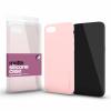 Xprotector Szilikon matte tok ultra vékony Púder pink Samsung A50 készülékhez