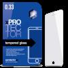 Xprotector Tempered Glass 0.33 kijelzővédő HTC Desire Eye M910n készülékhez