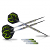 XQmax Darts QD2200020 MvG Green Demolisher 70% volfrám acél darts szett 23g