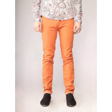 XS méret Narancssárga férfi farmer