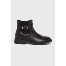 XTI - Magasszárú cipő - fekete - 1453006-fekete