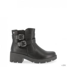 XTI női boka csizma cipő 33893_fekete 41-es /kac női cipő
