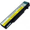 Y480 Series 4400 mAh 6 cella fekete notebook/laptop akku/akkumulátor utángyártott