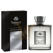 Yardley Gentleman Classic Eau De Toilette 100 ml parfüm és kölni