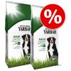 Yarrah Bio gazdaságos csomag 2 x 15 / 10 kg - Csirke & gabona (2 x 15 kg)