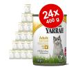 Yarrah wellness bio-pástétom gazdaságos csomag 24 x 400 g - Hal