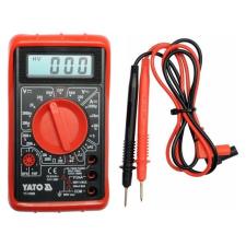 Yato digitális multiméter mérőműszer