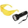 Yato UV zseblámpa 51LED + szemüveg (YT-08581)