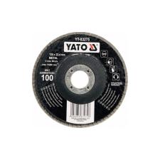 Yato Yato - Lamellás csiszoló 125/80 YATO csiszolókorong és vágókorong