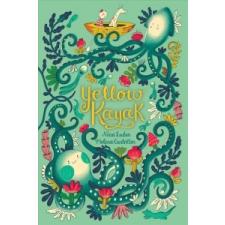 Yellow Kayak – Nina Laden idegen nyelvű könyv