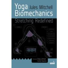 Yoga Biomechanics – Jules Mitchell idegen nyelvű könyv
