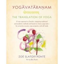 Yogavataranam – Zoe Slatoff-Ponte idegen nyelvű könyv