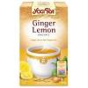 Yogi bio citromos gyömbér tea 17 db 17 filter