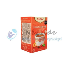 Yogi bio életöröm tea 17 filter tea