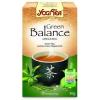 Yogi bio tea zöld egyensúly 17 filter