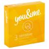 You & me sensitive óvszer 3 db