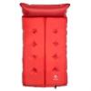 Yukatana Goodbreak 10, 10 cm, piros, dupla felfújható habszivacs, önfelfújó, fejrész