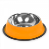 Yummie Etetőtál - 22 cm - narancssárga (60006OR)