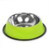 Yummie Etetőtál - 22 cm - zöld (60006GR)