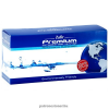 Zafir Premium CF411X C (No. 411X) 100% Új Zafír Prémium tonerkazetta