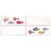 Zalakerámia Carneval BAMBINI F-53001 20X50 dekorcsempe ZAL-DBAF53001