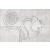 Zalakerámia NAZCA F-62001 2x20x60 padlólap dekor