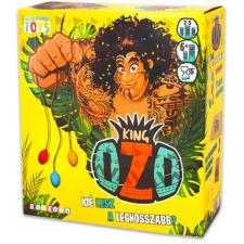 Zanzoon King OZO társasjáték társasjáték