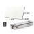 Zebra Premier PVC Card [Fehér] 30MIL [500 kártya] üres