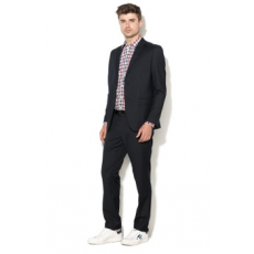 Zee Lane Collection , Slim fit szmoking, Sötétkék, 56 (ZLC18S-3012-DARK-BLUE-56)