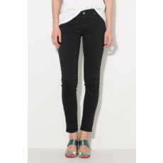 Zee Lane Denim , Skinny farmernadrág, Fekete, XL (ZLD18S-CY1019-1-BLACK-XL)