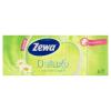 ZEWA Deluxe Camomile Comfort illatosított papír zsebkendő 3 rétegű 10 x 10 db