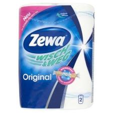 """ZEWA Háztartási papírtörlő, 2 rétegű, 2 tekercses, ZEWA """"Wisch&Weg Original"""" higiéniai papíráru"""