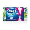 """ZEWA Háztartási papírtörlő, 2 rétegű, 75 lap,  """"Wish&Weg Quick Pack"""""""