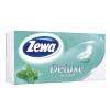 """ZEWA Papír zsebkendő, 3 rétegű, 90 db, ZEWA """"Deluxe"""", menthol"""