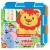 Zikin Happy Zoo – Vidám Állatkert szivacs puzzle