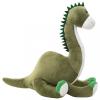 Zöld brontoszaurusz (dinoszaurusz) plüssjáték