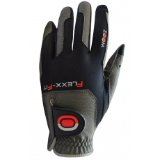 Zoom Gloves Weather Charcoal-Red Ladies