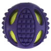 Zooplus Gumi- & teniszlabda 2in1 - 2 darab Ø 6 cm